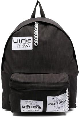 Eastpak Slogan Medium Backpack