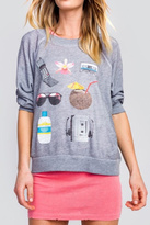 Wildfox Couture Tanning Essentials Sweater