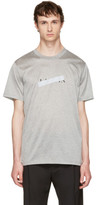 Lanvin Grey Logo T-shirt