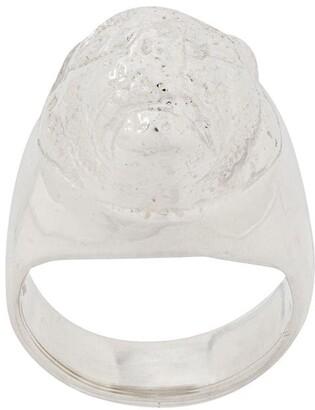 VICTORIA STRIGINI Lion's Head Ring
