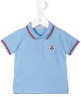 Moncler classic polo shirt - kids - Cotton/Spandex/Elastane - 3-6 mth