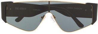 ATTICO Aviator Frame Sunglasses