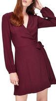 Miss Selfridge Belted Wrap Dress