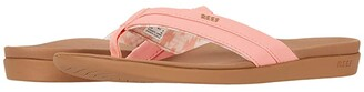 Reef Ortho-Coast (Coral) Women's Sandals
