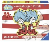 Ravensburger Thing One And Thing Two 24-Piece Floor Puzzle