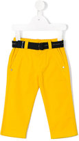 Lapin House - smart trousers - kids - Cotton/Spandex/Elastane - 12 mth