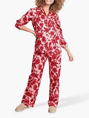 Hush Poppy Cotton Pyjama Set