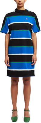 Opening Ceremony Lacoste For Striped Dress