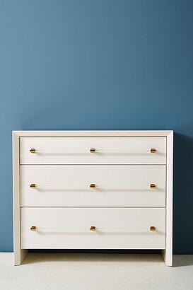 Anthropologie Merriton Three-Drawer Dresser By in White