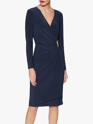 Gina Bacconi Harley Wrap Dress