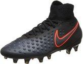Nike Kids' Magista Obra II FG Soccer Cleat (Sz. 5.5Y) , Total Crimson