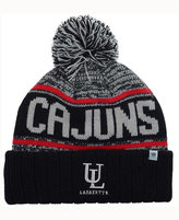 Top of the World Louisiana Ragin' Cajuns Acid Rain Pom Knit Hat