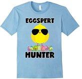 Easter Egg Hunt Shirt Eggspert Hunter Shirt Kids Boys Girls