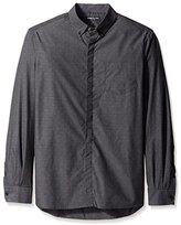 Kenneth Cole New York Men's Long Sleeve Dressy Shirt
