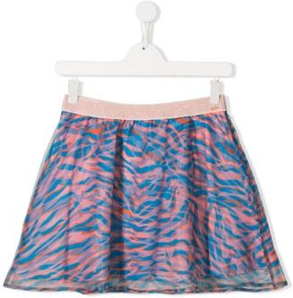 Kenzo Kids Abstract Print Skirt