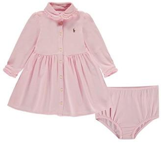 Polo Ralph Lauren Shirt Dress Set