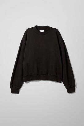 Weekday Amaze Sweatshirt - Black