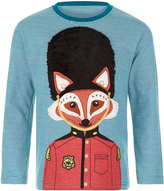 Monsoon Riley Fox Long Sleeve T-Shirt