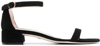 Stuart Weitzman Nudist June 35 sandals