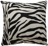 DonnieAnn Bellagio Animal Skin Print 18 in. x 18 in. Square Accent Pillow