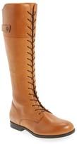 Birkenstock Women's Longford Knee-High Lace-Up Boot