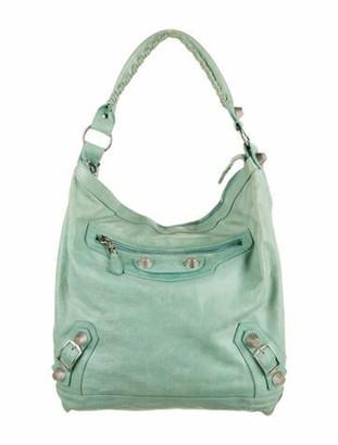 Balenciaga Giant 21 Day Bag Green