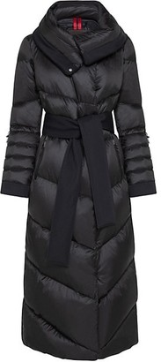 Post Card Papias Longline Down Jacket