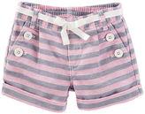 Osh Kosh Striped Sailor Shorts