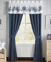 "Croscill Clayra Cotton 72"" x 18"" Tailored Window Valance"