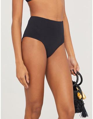 TROPIC OF C South Pacific high-rise bikini bottoms