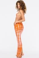 Indah Tamaa Maxi in Garis Orange