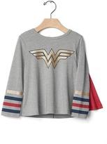 Gap Junk Food Wonder Woman cape tee