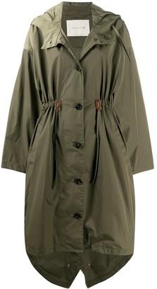 MACKINTOSH Windhill oversized parka coat