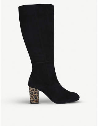 Selfridges Veil suede knee-high boots