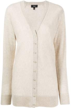 Theory knitted cashmere cardigan