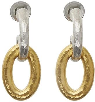 Gurhan Hoopla drop earrings