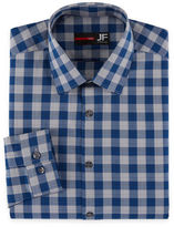 Jf J.Ferrar Jf Easy-Care Stretch Slim Fit - Big And X-Tall Long Sleeve Dress Shirt