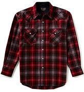 Pendleton Long-Sleeve Canyon Plaid Woven Shirt