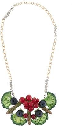 Maison Margiela Vegetable And Fruit Pendant Necklace