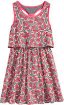 Epic Threads Watermelon-Print Popover Dress, Big Girls, Created for Macy's
