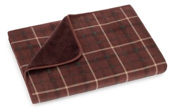 Pendleton Plaid Fleece Throw