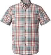Royal Robbins Mid-Coast Seersucker Plaid Shirt - Men's