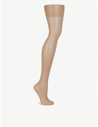 Wolford Women's Gobi Individual 10 Complete Support Tights, Size: Large