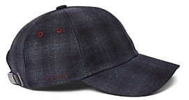 Ted Baker Symon Check Print Baseball Cap
