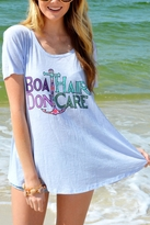 Judith March Boat Hair Tee