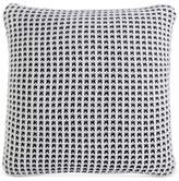 "Charter Club Damask Designs Damask Designs Knit 20"" Square Decorative Pillow, Created for Macy's"