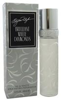 Brilliant White Diamonds by Elizabeth Taylor Eau de Toilette Women's Spray Perfume - 3.3 fl oz