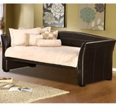 Hillsdale Montgomery Twin Daybed with Trundle Furniture Color: Brown