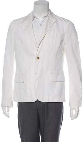 Dolce & Gabbana Two-Button Blazer