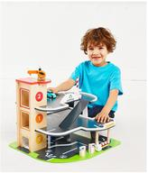 Early Learning Centre Big City Wooden Garage